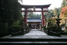 Shinto shrines in Japan