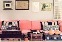 D E C O R / Interior Design and Home Decor