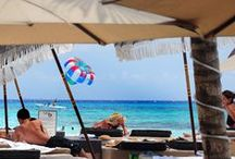 Playa del Carmen / #relax #playa #beach #sun #sol #mar #ocean #playadelcarmen #caribe #rivieramaya #mexico #rent #renta #sell #venta  Playa Realtors -4U #RealEstate #PlayadelCarmen #BienesRaíces PlayadelCarmen