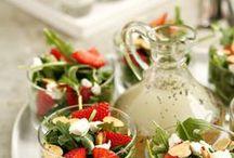Salads - Dressings