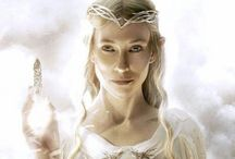 Elvish Grace LOTR / Elves, graceful and beautiful, immortal and wise. There are creatures of light. The pictures mainly from Lord of the Rings and the #Hobbit: #Galadriel, #Legolas, #Arwen, #Tauriel, #Thranduil, #Aragorn ....
