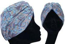Turbans / I nostri turbanti, pezzi unici o edizioni limitatissime per essere speciali... proprio come voi!