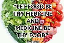 Food is Medicine / Food truly is medicine!