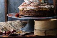 Taarten & cup cakes