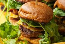 Appetizers - Sliders & Sandwiches
