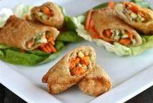Appetizers - Rolls & Pinwheels