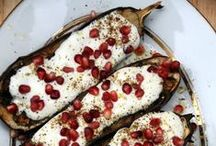~eggplant and aubergine~ / Eggplant recipes, dishes, photography and inspiration