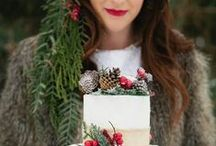 Winter Weddings / Inspiration for your Winter Wedding!