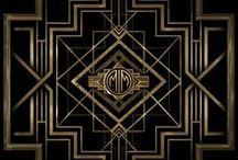 The Great Gatsby / Gatsby Inspiration!