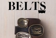 Spring/Summer 2014 - Belts / Buty.com