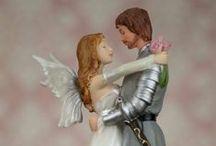 Fantasy & Fairytale Weddings / Ideas for a fantasy wedding!