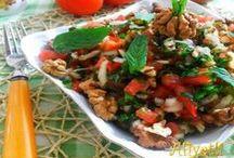 Salatalar / Salata Tarifleri