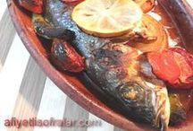 Balık Yemekleri / Balık Yemekleri Tarifleri