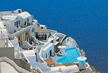Mediterranean Architecture / Architecture found in and around the Mediterranean Sea. / by Obsidian Architecture llc