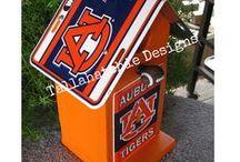 Auburn Tigers / by Tallahatchie Designs
