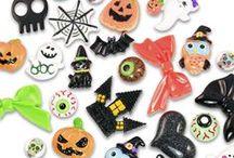 Halloween Cabochons