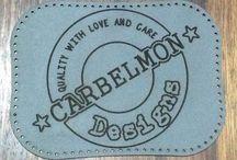 Carbelmon Design. / Lasercut projects