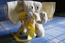 Blanket, Towel and Washcloth / by Jozsie N
