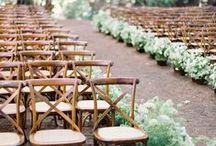 [Inspiration] Pins we love ... Aisle and Altar / Walkind down the aisle