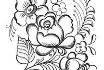Riscos diversos 1 / Riscos de projetos com flores