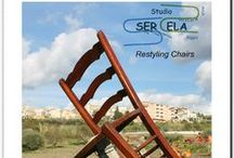 "Restyling Chairs / Restyling Chairs _ Rinnovare le sedie ""della nonna"""