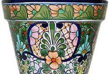 Artes em vasos 2 - terra cotta