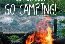 Camping / My time to find clarity comes when I'm camping