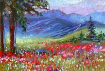 Pintura - Watercolor 4 / Imagens de pinturas em aquarela/watercolor. Todas me representam.