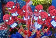 CUMPLE SPIDERMAN / Fiesta de Cumpleaños de Hombre Araña para Joaquin!!