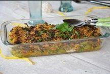 Quand les légumes deviennent gourmands / Recettes autour des légumes