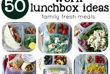 Recipes ~ Lunches / Lunch preps