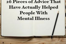 Bipolar & Mental Health Info, Sites, & More❤ / Some of my favourite sites and informative articles on Mental Illnesses, Mental Health, bipolar, ptsd, depression, anxiety, bpd, schizophrenia, eating disorder, misophonia, selfharm, suicide, dissociative identity disorder, dissociation, medication, treatments
