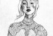 fashion illistration
