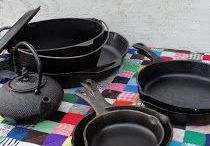 Recipes ~ Cast Iron Cooking! / How to clean and reseason cast iron and cast iron cooking recipes