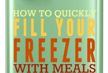 Recipes ~ Make Ahead Freezer Meals / Make ahead freezer meals recipes