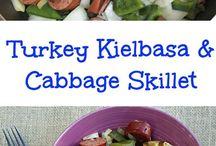 Recipes ~ Sausage Dishes / Sausage recipes