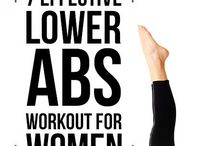 Exercises For Abs / Exercises for the abdomen