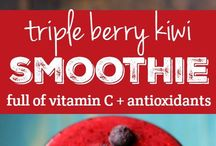 Recipes ~ Smoothies! / For my added calorie intake!