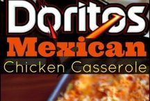 Recipes ~ TexMex! / There's a partying happening in your mouth with these dishes! ✔