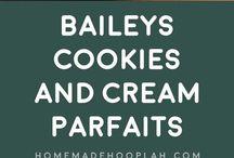 Recipes ~ Parfaits! / Easy parfaits