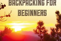 Hiking and Backpacking!! ❤ / Hiking and backpacking ideas, what to bring, how to pack, survival tips