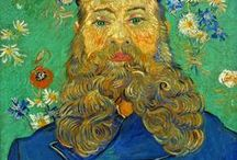 Art Beards / Some of our favorite beards from art history.