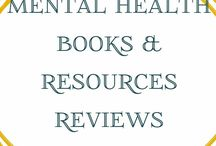 """Bipolar & Mental Health Book and Resource Reviews❤ / These are the reviews that I have done on Mental Health and mental illness books and resources. Click on the """"Goodreads """" link below each book to read my review. Check back often as I do about one every two weeks❤"""