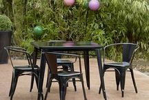Outdoor Dining / Bluesuntree's range of outdoor dining products that will help transform your garden into a perfect dining space for when the sun is shining!