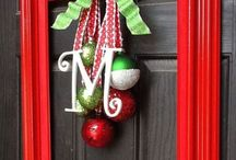Holiday - Christmas Ideas and Décor / Christmas indoor and outdoor décor plus crafts