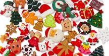 It's CHRISTMAS!! / For all things festive and crafts... make your own Christmas presents for friends and family with our huge range of cute Christmas crafting supplies