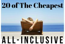 Travel All-Inclusive Resorts ❤ / Around the world all-inclusive destinations