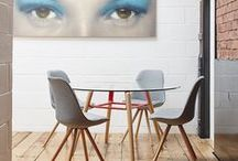Dining Chairs / Delicate, Funky, Futuristic, Retro and Modern Dining Chairs