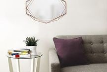 Mirrors / Bluesuntree's range of beautiful, funky and simplistic, magnificent mirrors.