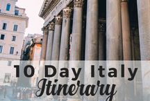 Cory and Laura's Honeymoon To Italy ❤ / Honeymoon #3! 2 weeks in heavenly Italy. Great food and gorgeous architecture❤